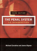 The Penal System: An Introduction (3rd Edition)