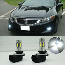 2x 881 30-SMD Xenon 6000K White LED projector Bulbs Fog Lights/High Beam DRL
