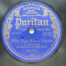 Sam Ash - PURITAN 11140 - I Wish There Was A Wireless To Heaven