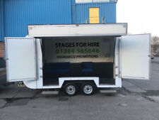 EXHIBITION TRAILER FOR HIRE