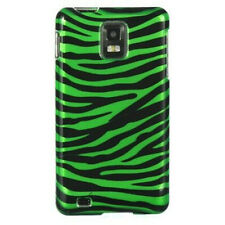 Green Zebra Hard Case Phone Cover for Samsung Infuse 4G