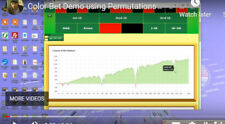 Roulette Strategy - Color Bet Roulette System - 1 Videos & 1 Guide