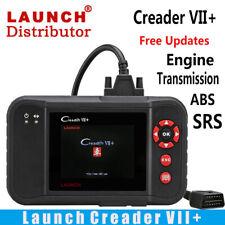 Original X431 Creader VII+ Auto Diagnostic Tool OBD2 Code Reader Scanner CRP123