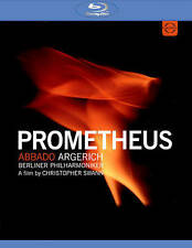 Prometheus: Musical Variations on a Myth (Blu-ray Disc, 2015)
