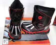 Toddler Boys Star Wars Vader Dark Light Up Winter Boots Size 9 8023N/BKRD