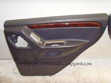 JEEP Grand Cherokee 4.7 WJ 99-04 OSR RH porte arrière garnitures en bois carte couverture de haut-parleur