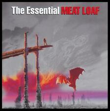 MEAT LOAF (2 CD) THE ESSENTIAL ~ 70's/80's ROCK ~ MEATLOAF BAT OUT OF HELL *NEW*