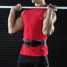 Fitness Crossfit Body Building Wide Weight Lifting Belts Strength Training S M L