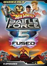 Hot Wheels Battle Force 5: Season 2 - Vol 5 2014 . EXLIBRARY