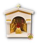 Orthodox Icon Shrine House With Electric Light Bulb Orthodoxe Ikonen Elektrisch