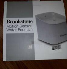 Brookstone Pet Water Fountain