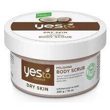 Coconut Scent Body Scrubs & Exfoliants