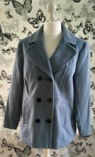 Size 18 Red Herring Baby Blue Coat NEW WITHOUT TAGS