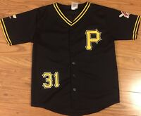 pittsburgh Pirates jersey Youth XL associated premium corp 31
