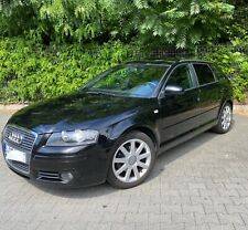 AUDI A3 Sportsback S-Line SPortpacket Plus + Panorama Dach