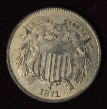1871 TWO-CENTS