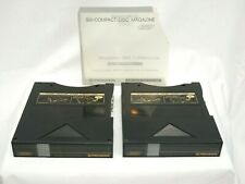 2 Pioneer 6 Cd Magazine Cartridge for Cd Changer Home or Car Audio