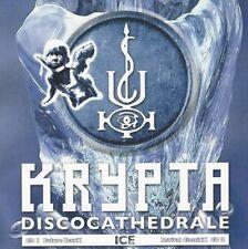 V/A Krypta Discocathedrale Ice - 2 CD, Cascade, Sash!, Lady Tom, Tom Mountain,++