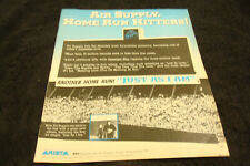 "Air Supply 1985 ad for hit ""Just As I Am"" Russell Hitchcock, Graham Russell"
