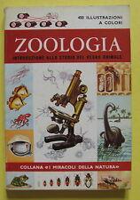 BURNETT FISHER-ZOOLOGIA-MARTELLO EDITORE MILANO 1958-L2659