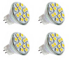 4 X MR11 2.2 Watt LED Cool White 5000K Bi-Pin Light Bulb 12VAC-DC Landscape 4pcs