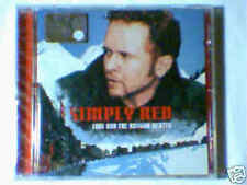 SIMPLY RED Love and the russian winter cd SIGILLATO
