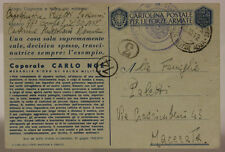 Office Concentration Camps Mail Military 28.10.1942 (P.4) via Aerea #XP98