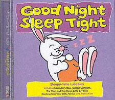 Good Night Sleep Tight (Playtime CD Range) by    Audio CD Book   9781857815887  