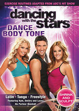 Dancing with the Stars: Dance Body Tone (DVD, 2009)