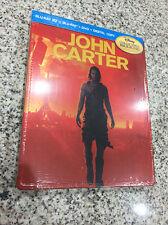 John Carter 3D Blu-ray Viva Metal Box | Futureshop Ed.| Rare OOP | Not Steelbook