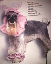 Boots Barkley Canine Dog Halloween Costume OSFM BUNNY PINK S M L XL Puppies Dogs
