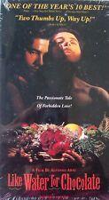 Like Water for Chocolate (VHS, 1994, English Dubbed) Alfonzo Arau, # 65362762033