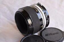 Nikon Micro-Nikkor-P Auto 55mm f/3, 5, non-ai ha