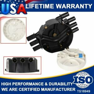 Rotor D465 10452457 And Distributor Cap Kit For Chevy GMC 10452458 D328A 4.3L US