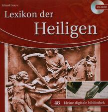 Lexikon Der Saints Erhard Gorys Cd-Rom Petite Numérique Bibliothèque Numéro 48