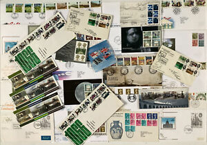Collection of GB FDCs.