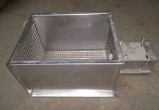 Reclaimed Acme Metal Products Stainless Steel rat/mouse/small rodent cage
