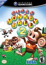 SUPER MONKEY BALL 2 GAMECUBE GAME PAL