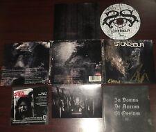 STONE SOUR BAND Corey Taylor SIGN HOUSE OF GOLD & BONES PART 2 CD SLIPKNOT