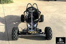2017 200CC 6.5HP Go Kart Dune Buggy ATV QUAD 4 Stroke Upgraded  Adult/Kids