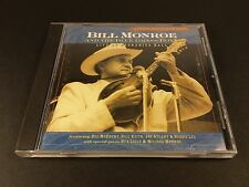 Bill Monroe at Mechanics Hall w/ Del McCoury & Bill Kieth ACD-59 [Out of Print]