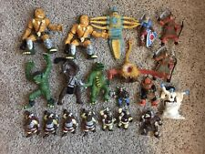 Vintage Dungeons and Dragons Lot of LJN TSR PVC figure