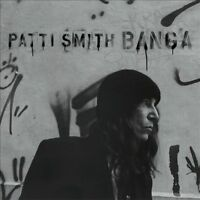 PATTI SMITH Banga CD BRAND NEW
