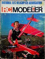 Vintage Radio Control Modeler RCM Magazine May 1975  m243