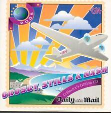 CROSBY STILLS & NASH: COLLECTOR'S ED/UK PROMO CD (2005) 11 TRACKS + BONUS