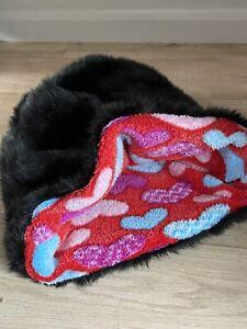 CHIHUAHUA PUPPY DOG BLACK PET CAT BED LUXURY SNUGGLE SACK SAK BAG 💗