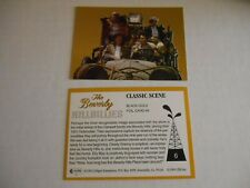 Beverly Hillbillies Black Gold Foil Chase Card #6 Classic Scene by Eclipse 1993