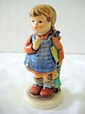 "Goebel Hummel Figurine ""I Wonder"" #486 • Tmk7 • 5 1/4"" Tall • Mint!"