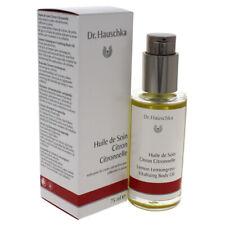 Lemon Lemongrass Vitalizing Body Oil by Dr. Hauschka for Women - 2.5 oz Body Oil