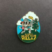 WDW Disney's Beach Club Villas Open Mouse Disney Pin 12953